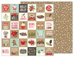Merry Merry Paper - Merry Merry - Pebbles