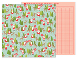 North Pole Paper - Merry Merry - Pebbles