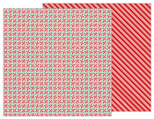 Peppermints Paper - Merry Merry - Pebbles