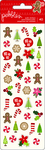 Merry Merry Mini Puffy Stickers - Pebbles