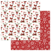 St Nick Paper - Mad 4 Plaid Christmas - Photoplay