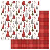 Tree Lot Paper - Mad 4 Plaid Christmas - Photoplay