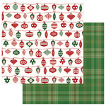Trim the Tree Paper - Mad 4 Plaid Christmas - Photoplay