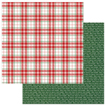 Merry Paper - Mad 4 Plaid Christmas - Photoplay