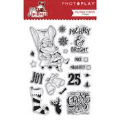Mad 4 Plaid Christmas Icon Stamps - Photoplay