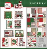 Mad 4 Plaid Christmas Card Kit - Photoplay