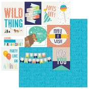 Wild Thing Paper - Party Animal - Cake - Photoplay