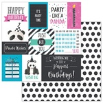 Panda Wishes Paper - Panda Party - Cake - Photoplay