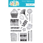 Cake Element Stamps - Photoplay