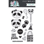 Cake Panda Party Stamps - Photoplay - PRE ORDER