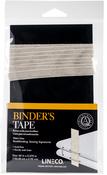 "Closely Woven Linen .375""X60"" - Binding Tape"