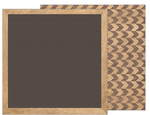 Letterboard Paper - Heart Of Home - Pebbles