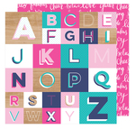 Spell It Out Paper - Glitter Girl - Shimelle