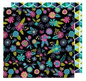 Find A Flower Paper - Glitter Girl - Shimelle