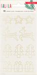 Falala Decorative Paper Clips - Crate Paper - PRE ORDER