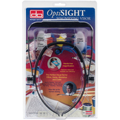 Black - OptiSIGHT Magnifying Visor