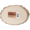 """Basswood Plaque Small - 5""""-7"""""""