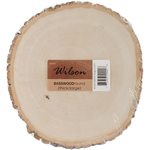 """9"""" To 11"""" - Basswood Thick Round Large"""
