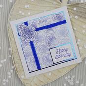 Floribunda - Hunkydory For The Love Of Stamps A6