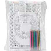 Holiday - Joy Of Coloring Pre-Pack