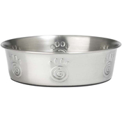 Cayman - PetRageous Designs Stainless Steel Bowl - Holds 2qt