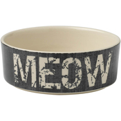 Meow - PetRageous Designs Bowl - Holds 2 Cups