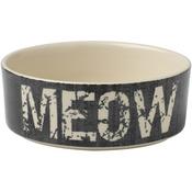 Meow - PetRageous Designs Bowl - Holds 2 Cups