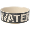 Water - PetRageous Designs Bowl - Holds 2 Cups Petrageous Designs-Vintage Stoneware Pet Bowl: Water, 2 Cups. Hand-crafted stoneware is dishwasher and microwave safe. Bowl is 5 inches in diameter and 2 inches deep. Imported.