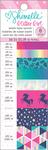 Glitter Girl Washi Tape & Foil Glitter Accents - Shimelle