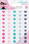 Glitter Girl Enamel Dots - Shimelle