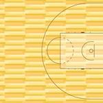 Tip Off Paper - Basketball - Bella Blvd - PRE ORDER