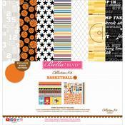 "Basketball - Bella Blvd Collection Kit 12""X12"""