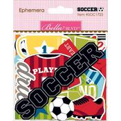 Soccer Ephemera - Bella Blvd