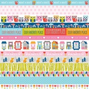 Borders Paper - Mind Your Manners - Bella Blvd - PRE ORDER