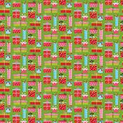 Ready To Unwrap Paper - Santa Stops Here - Bella Blvd - PRE ORDER