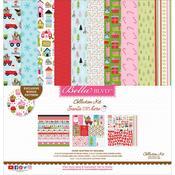 Santa Stops Here Collection Kit - Bella Blvd - PRE ORDER