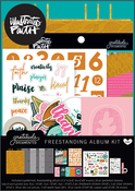 30 Days Of Thankful Freestanding Album Kit - Illustrated Faith