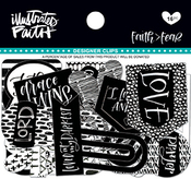Faith > Fear Designer Clips - Illustrated Faith