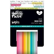 Highlighter Washi Tape - Basics - Illustrated Faith