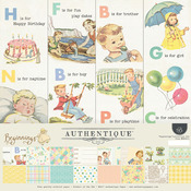 Beginnings Collection Kit - Authentique