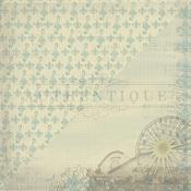 Pastime Five Paper - Authentique