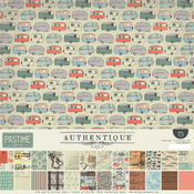 Pastime Collection Kit - Authentique