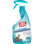 Simple Solution Cat Litter Box Deodorizer 32oz