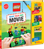 LEGO(R) Make Your Own Movie Klutz-LEGO(R) Make Your Own Movie. Stop-motion animation is awesome...and easier than ever! Make ten mini movies with step-by- step instructions. Real animator-approved ideas and inspiration for lighting, scenery, sound effects and camera work. This 10x.75x10 inch package contains one 78-page book of ideas and inspiration, 36 LEGO(R) elements, foldout paper backgrounds and punch-out animation frames. Conforms to ASTM D 4236. Recommended for ages 8 and up. Imported.