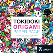 Tokidoki Origami Paper Pack - Sterling Publishing