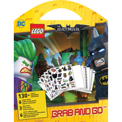 DC The Batman Movie - LEGO Grab & Go Stickers & Activity Pages