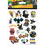 DC The Batman Movie - LEGO Foldover Stickers 2 Sheets