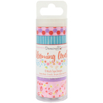 Dovecraft Blooming Lovely Washi Tape 6/Pkg