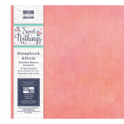 "Sweet Nothings Honeycomb - Trimcraft Snap Load Album 8""X8"""