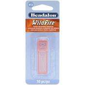 Size #13 - Wildfire Hard Beading Needle 10/Pkg